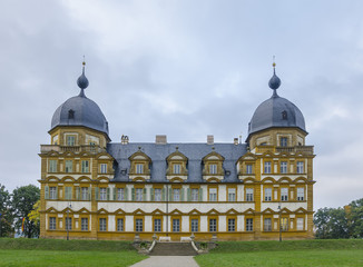 Schloss Seehof  palace - Memmelsdorf, Germany