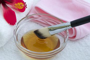Face Skin Care - Honey Natural Organic Mask