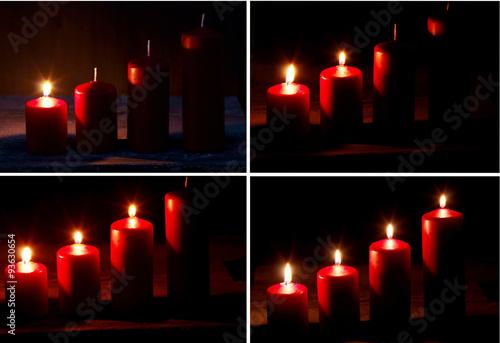 1 4 advent erster vierter advent bildersammlung. Black Bedroom Furniture Sets. Home Design Ideas