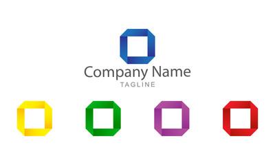 Square Logo Vector
