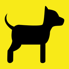 Pet and animal icon