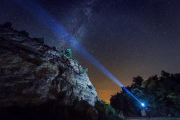 Night expedition