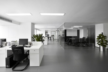 Contracted office