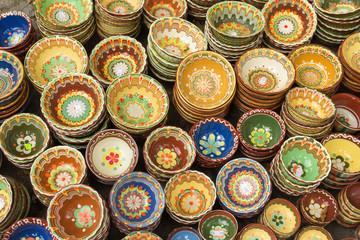 National dishes Bulgarian market
