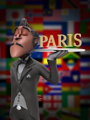 First Class Service Paris