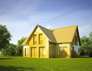 Haus Standard Gold