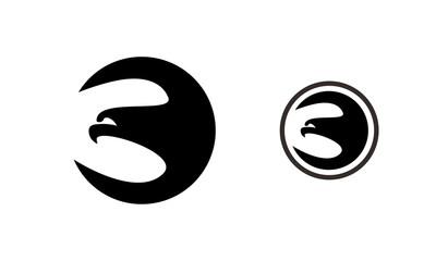 letter 3 eagle
