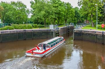 Emden - Kesselschleuse 01