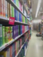 file on shelf