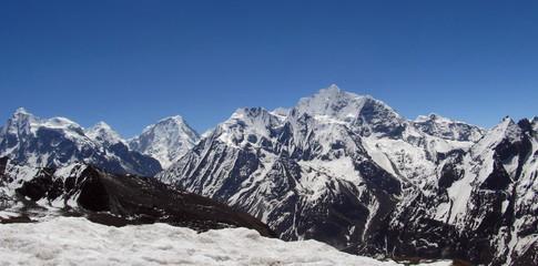 Langtang Mountains, Nepal