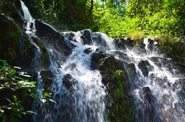 waterfall in Da lat, Lam Dong