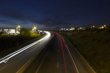 Une route de nuit 3