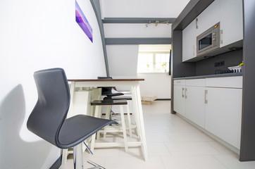 Singlewohnung mit Küche