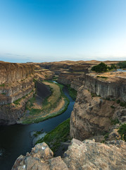 Palouse Falls and Canyon