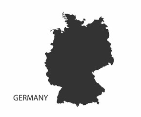 Concept map of Germany
