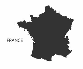 Concept map of France