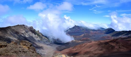 Haleakala Crater Area