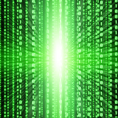 Green binary code