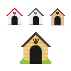Dog home set