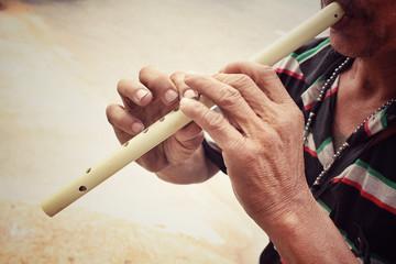 Asia flute