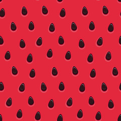 Seamless watermelon surface texture