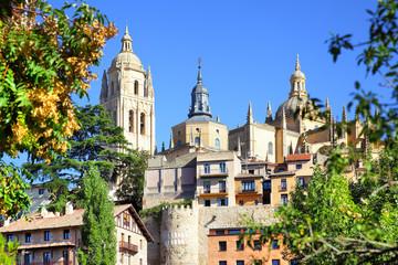 Wall Mural - Segovia