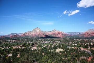 Sedona in Arizona, USA