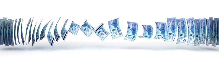 Kazakh Tenge Transfer