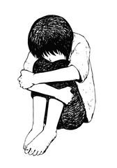 孤独な子供