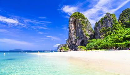 tropical holidays - amazing beaches of Thailnad, Krabi