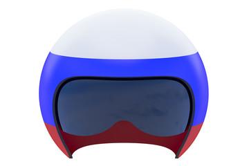 Russian Flight Helmet