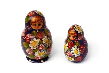 2 Matroschka-Puppen