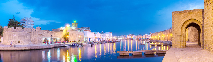 Keuken foto achterwand Tunesië The citadels of Bizerte