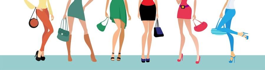 Obraz fashion accessories - fototapety do salonu