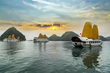 Ha Long Bay, Vietnam.