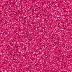 Pink glitter textured background