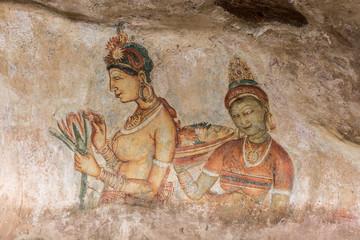 Sigiriya Lion Fortress, Sri Lanka