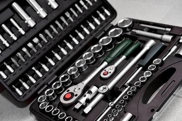Toolbox, tools kit
