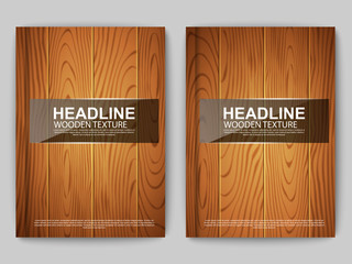 Set of vector design template layout for magazine poster, flyer, brochure