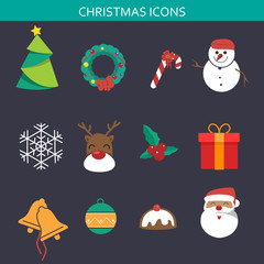 Christmas Icon Sets