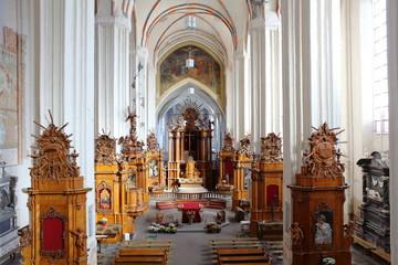 Bernardine Church,Vilnius