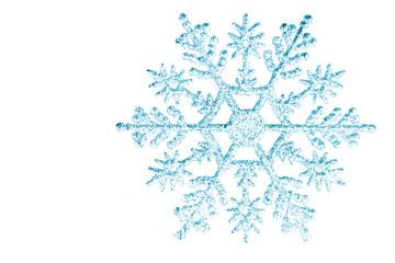 snowflake isolated