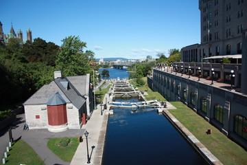Rideau Kanal bei Ottawa