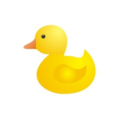 Patito AMARILLO 3D