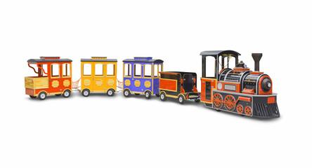 Children's steam locomotive