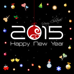 2016 Origami Happy New Year Ball
