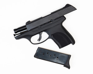 Gun Safety 9mm Pistol