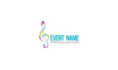 Music Event Logo