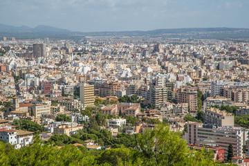 Panorama Palma de Mallorca