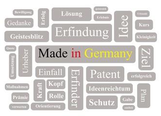Made in Germany, Der Erfindergeist in Deutschland